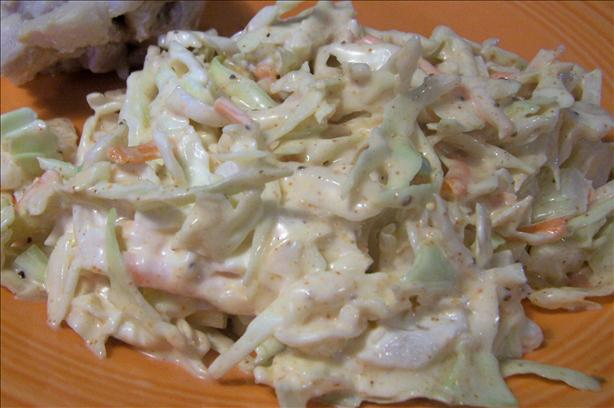 Old Bay Coleslaw