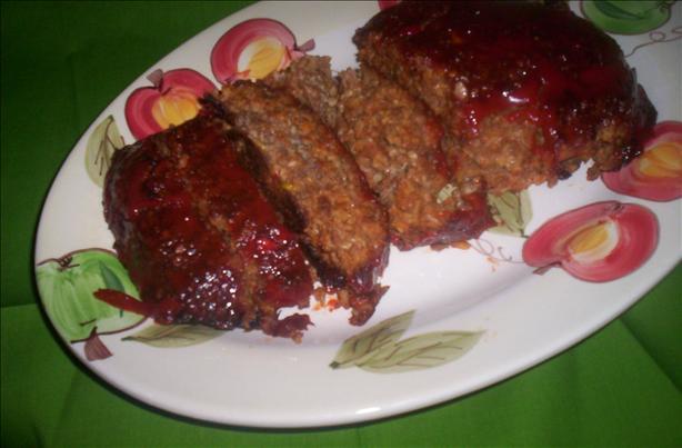 Melissa's Easy Meatloaf