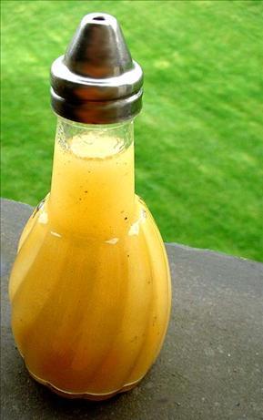 Apple Honey Vinaigrette