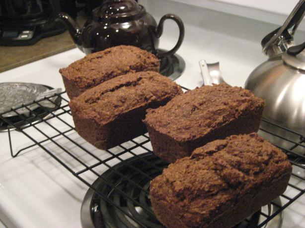 Aryn's Practically Vegan Pumpkin Bread