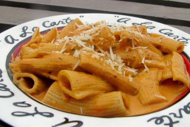 Pasta With Cajun Cream Sauce