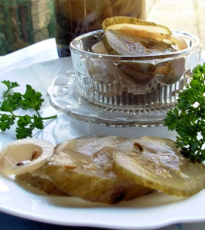 Polish Dill Pickles Country Style