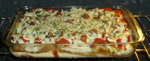 Gramma's Tomato Pie