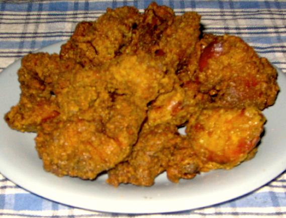K F C Original Recipe Chicken Livers (Copycat)
