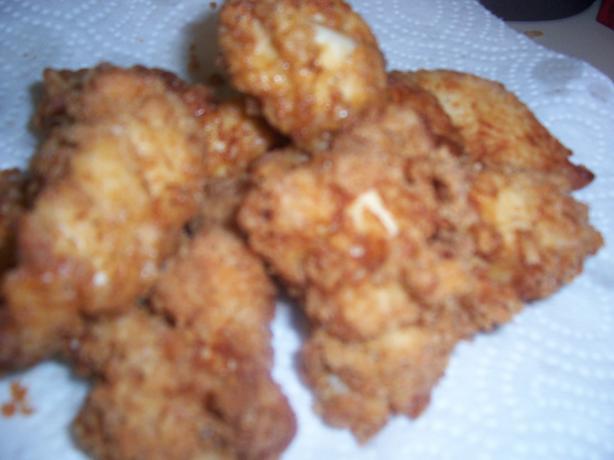 Secret Ingredient Best Juicy Fried Chicken