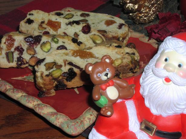 Diabetic Holiday Biscotti