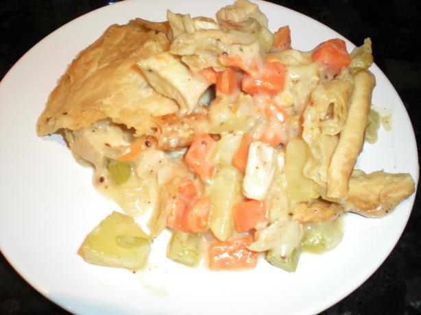 Chicken Pot Pie With a Twist!
