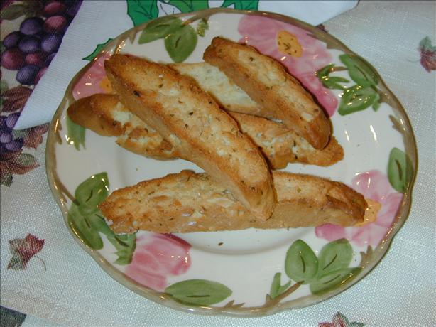 Italian Nut Biscotti
