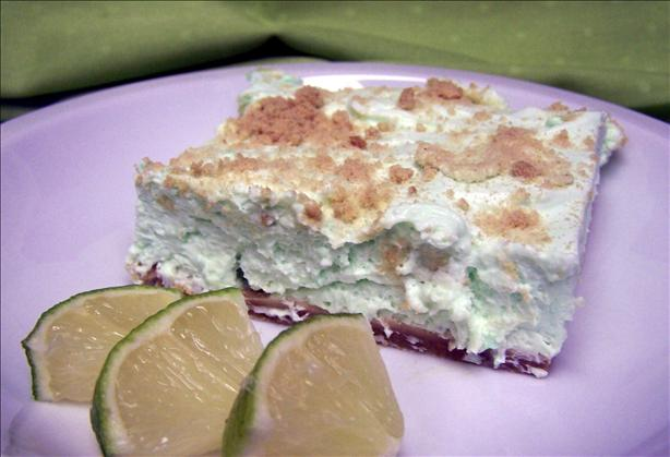 Sandi's Lime Cheesecake