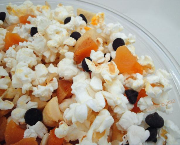 Popcorn Nibble Mix