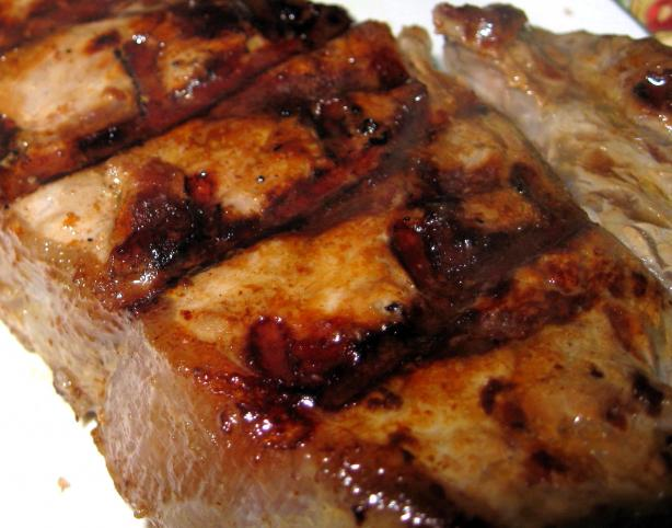 Bife De Chorizo (Argentinean Ny Strip Steak)