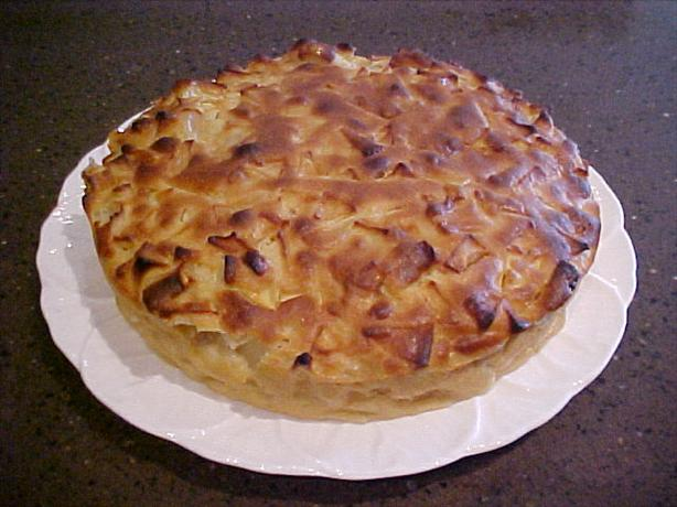 Apple or Pear Clafouti (An Easy French Dessert)