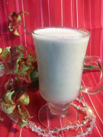 Sesame Ginger Milk