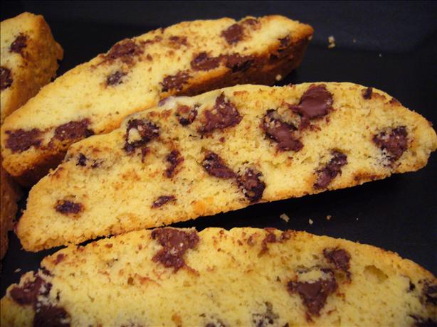 Chocolate Anise Cookies Biscotti