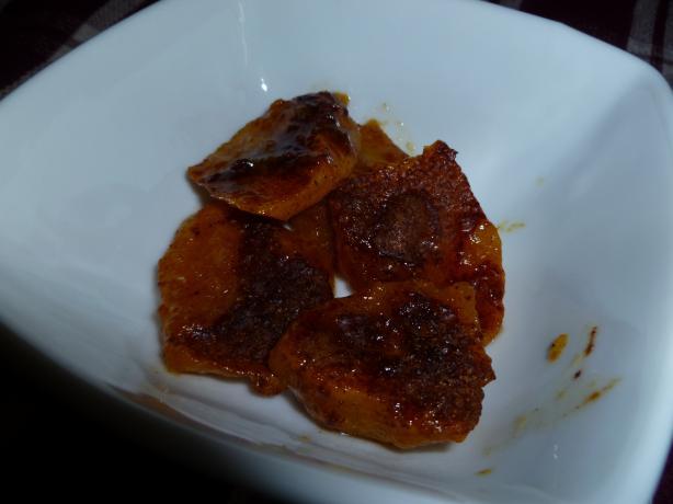 Plantain Baked in Orange Juice (Trinidad)