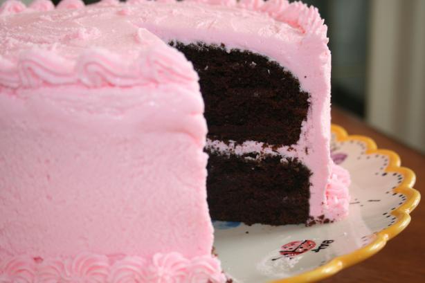 Chocolate Cake, I Just Love This One