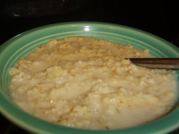 Peanut Butter Oatmeal Au Natural