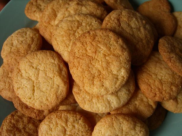 Ilona's Super Almond, Super Chewy, Low Fat Super Cookies