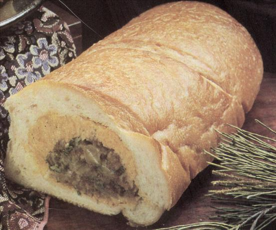 Stuffed French Loaf