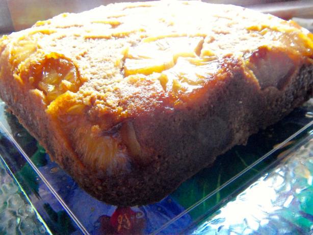 Puerto Rican Pineapple Rum Cake