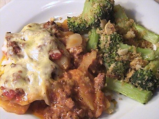 Italian Sunday Supper Casserole