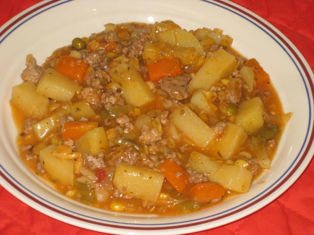 Easy Supper Casserole