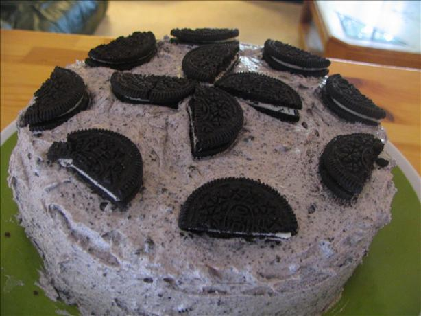 Cookies N Cream Dream Cake