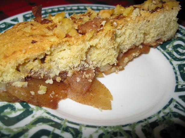 Dutch Apple Crumb Cake