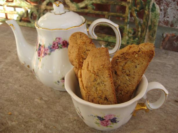 Lemon and Anise Biscotti