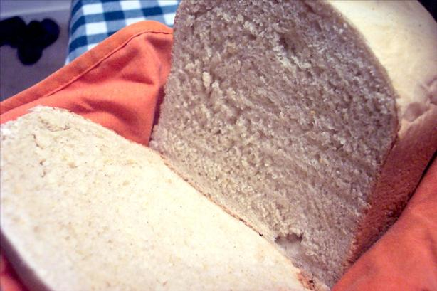 Orange Spice Yeast Bread (Bread Machine)