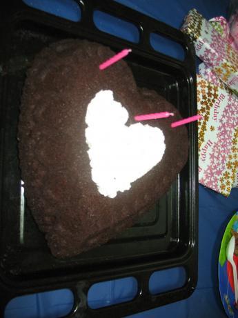 Chocolate Lava Cake (Cake Mix)