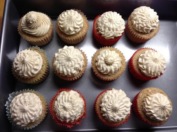 Granny Smith Apple Pie Cupcakes