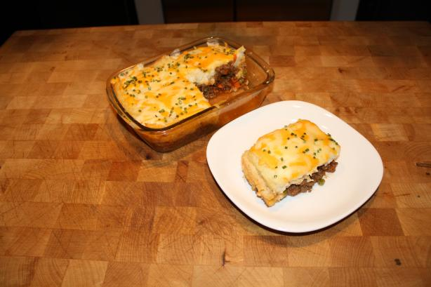 Poor Man's Shepherd's Pie