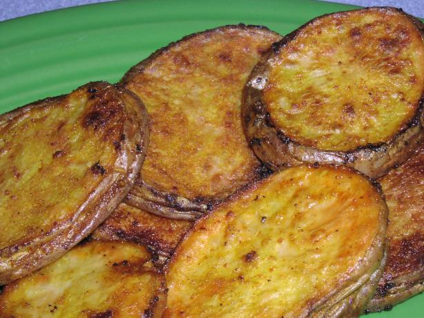 Spiced Potato Crisps