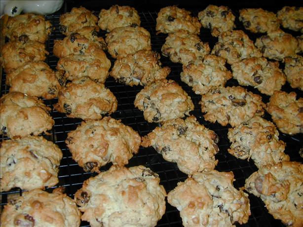 Cowboy Cookies (Low Fat & Splenda)