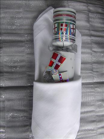 Serviette/Napkin Folding, Easy Pocket