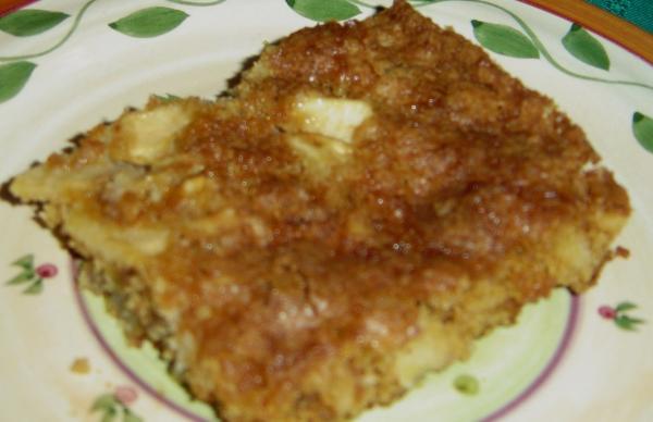 Linda's Apple Brownies
