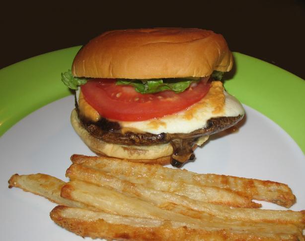 Portabello, Baby! Burgers