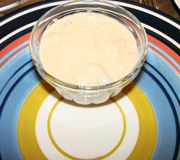 Mushroom Fondue Sauce