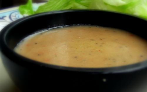 Creamy Mustard Vinaigrette by Ina Garten (Barefoot Contessa)