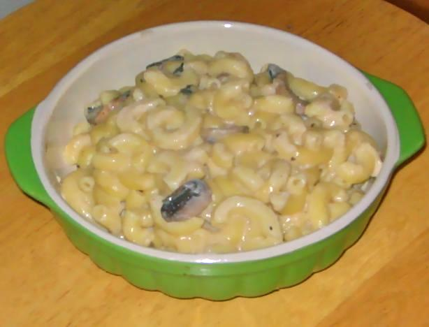 Stouffer's Four Cheese Mushroom Macaroni & Cheese (Copycat)