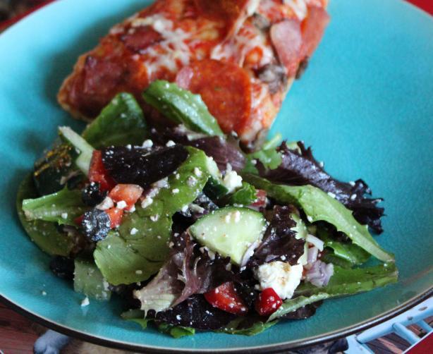 Albanian Tossed Salad