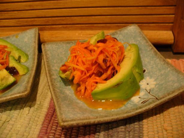 Israeli Carrot Salad
