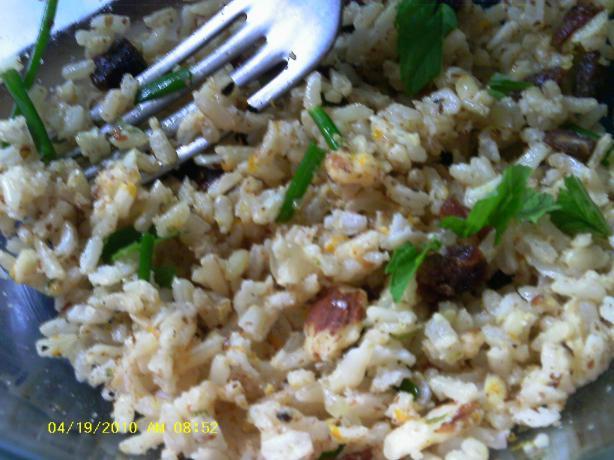 Moroccan Rice Salad (Gluten-Free)