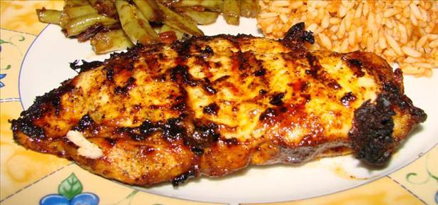 Salsa Seasoning Chicken