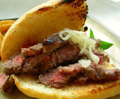 Pioneer Woman's Marlboro Man's Favorite Sandwich