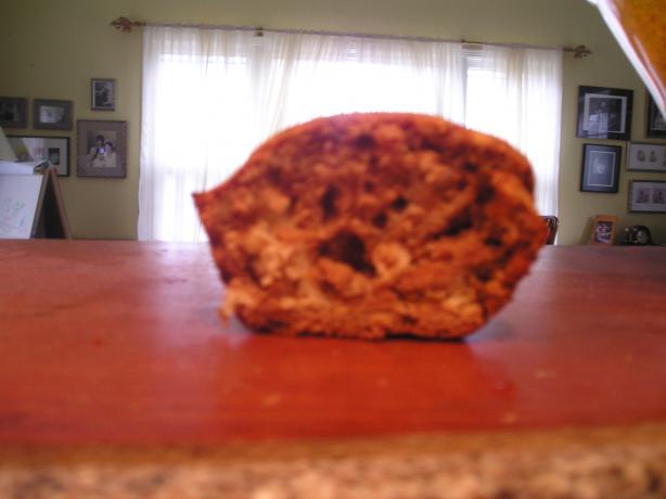 Chestnut Sour Cream Coffee Cake