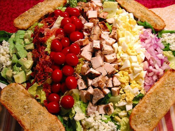 Copycat Bob Evan's Cobb Salad