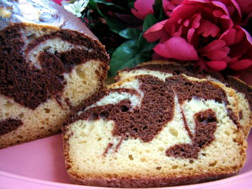 Buttermilk Chocolate Swirl Bread