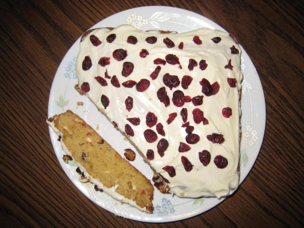 Starbucks Copycat Cranberry Bliss Bar